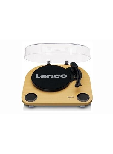 Lenco LS-40WD Ahşap Pikap Plak Çalar Renkli
